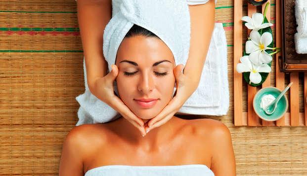 Bien-être avec massage et spa au centre Agua y Salud de Séville