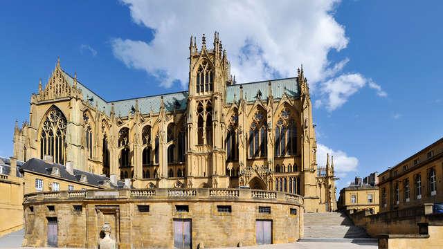 Charme au cœur de Metz