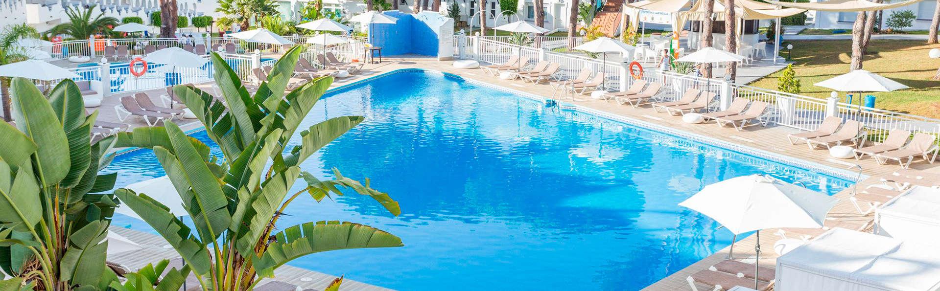 Soleil, tranquillité et demi-pension à Marbella (à partir de 3 nuits)