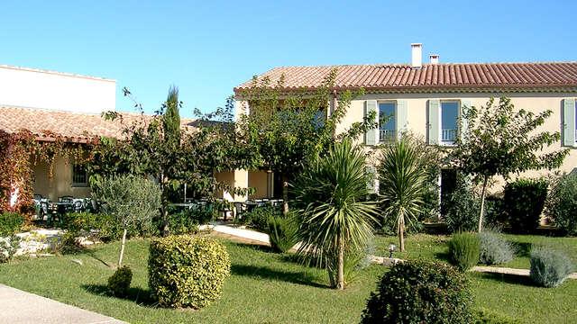 Escapada con encanto cerca de les Baux-de-Provence