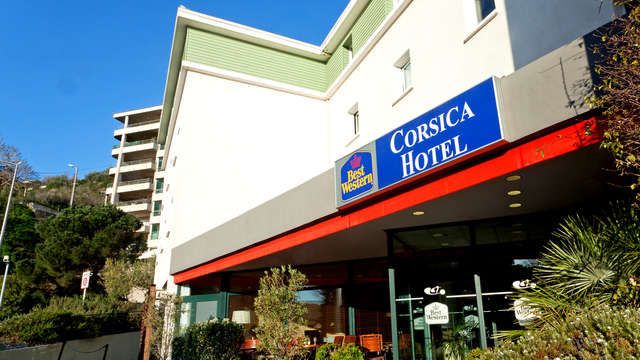 Best Western Bastia Centre - Front