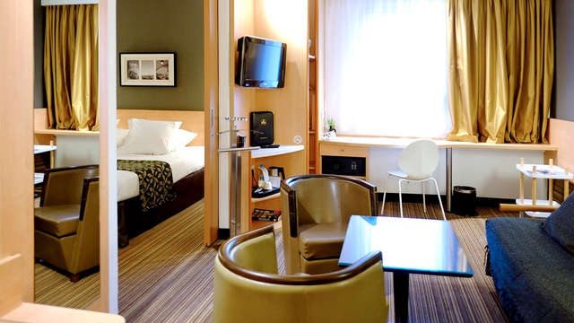 Best Western Bastia Centre - Room