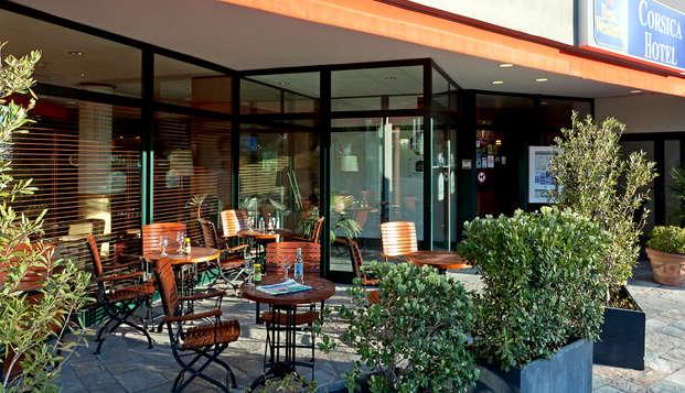 Best Western Bastia Centre - Terrace