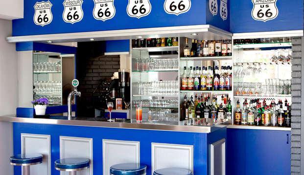 Sure Hotel By Best Western Bordeaux Aeroport - Bar