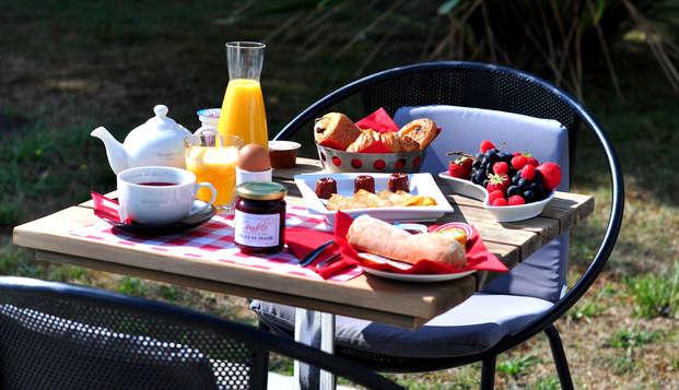 Sure Hotel By Best Western Bordeaux Aeroport - Breakfast