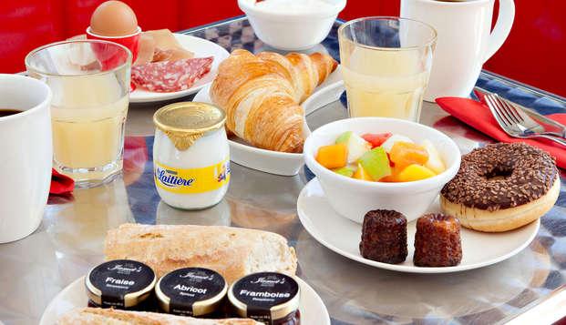 Sure Hotel By Best Western Bordeaux Aeroport - Restaurant