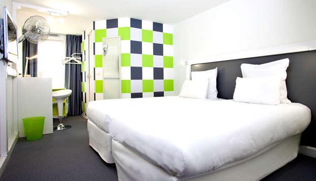 Sure Hotel By Best Western Bordeaux Aeroport - Room