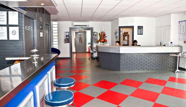 Sure Hotel By Best Western Bordeaux Aeroport - Terrace