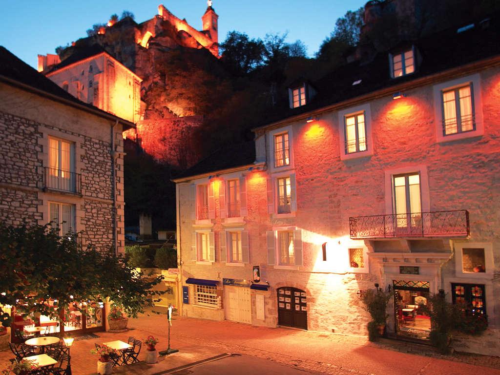 Séjour Midi-Pyrénées - Week end au coeur de la cité médiévale de Rocamadour  - 3*