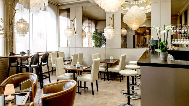 Best Western Grand Hotel de Bordeaux - Restaurant
