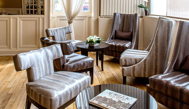 Best Western Grand Hotel de Bordeaux - Lounge