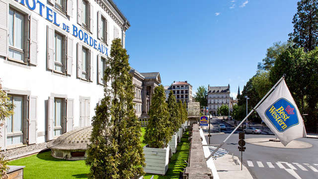 Best Western Grand Hotel de Bordeaux - Front