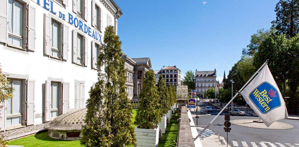 Best Western Grand H 244 Tel De Bordeaux 3 Aurillac France