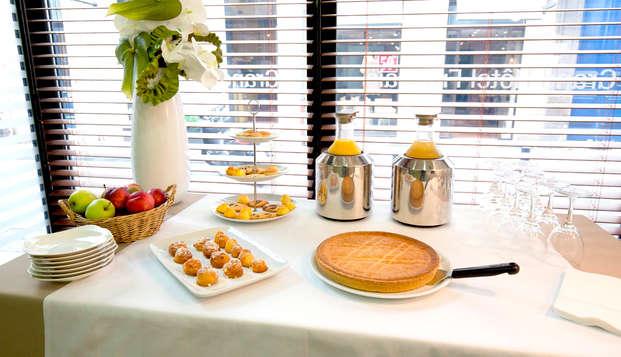 Best Western Grand Hotel Francais - Breakfast