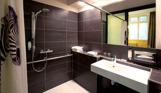 Best Western Grand Hotel Francais - Bathroom
