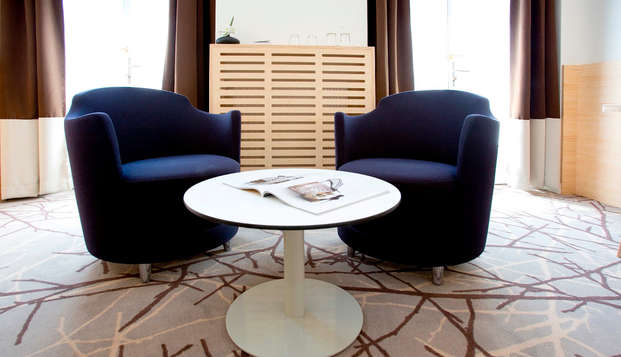 Best Western Grand Hotel Francais - Lounge