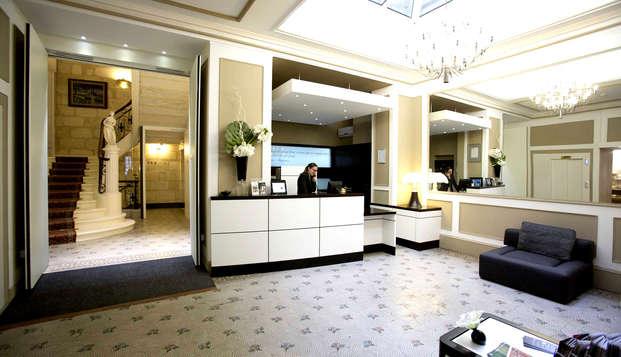 Best Western Grand Hotel Francais - Reception