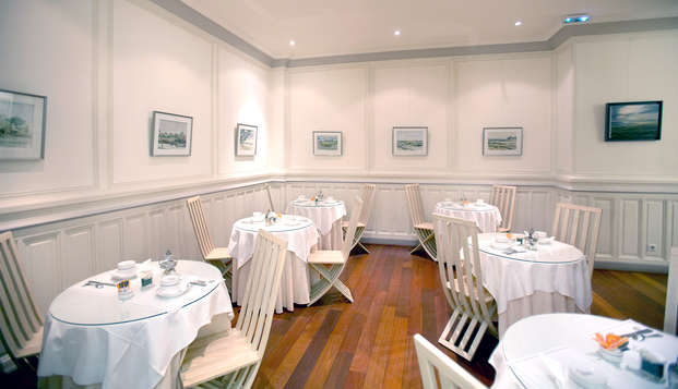 Best Western Grand Hotel Francais - Restaurant