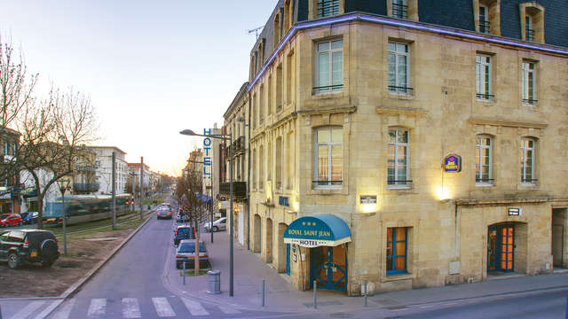 Best Western Plus Gare Saint Jean