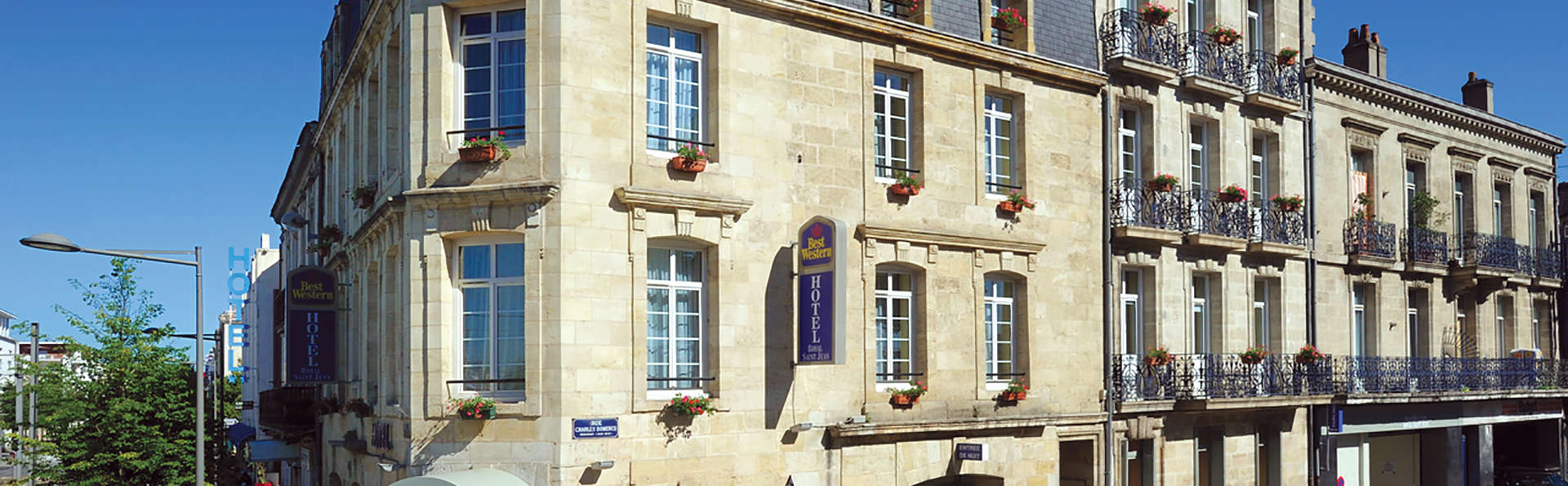 Best Western Plus Gare Saint Jean  - EDIT_Fachada3.jpg