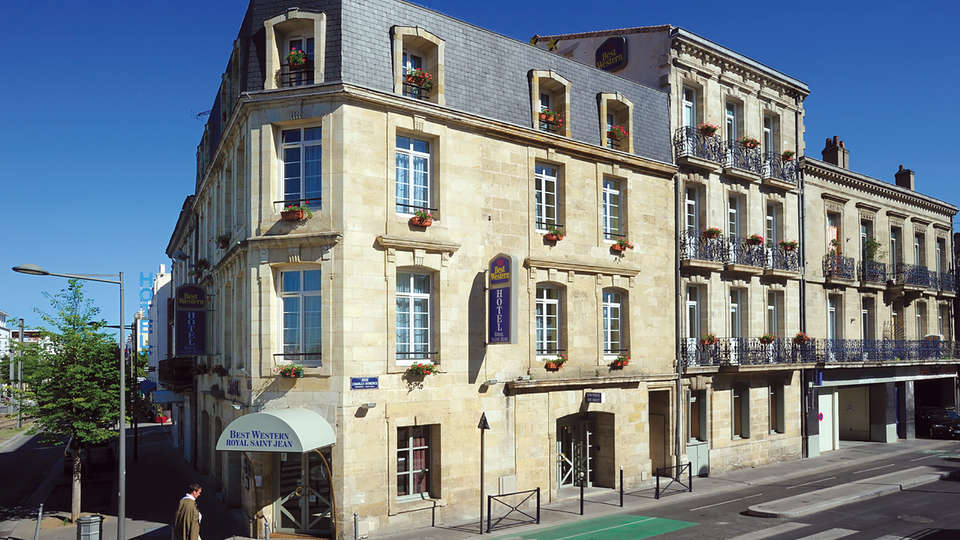 Best Western Gare Saint Jean  - EDIT_Fachada3.jpg