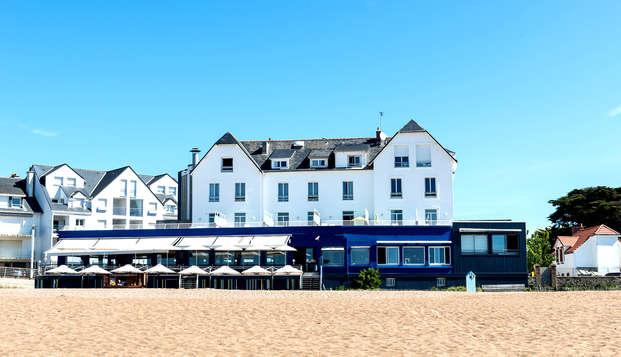 Best Western Hotel de la Plage - Front