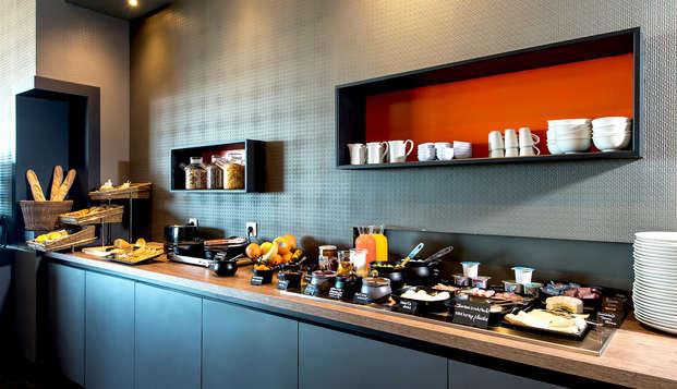 Best Western Hotel de la Plage - Breakfast