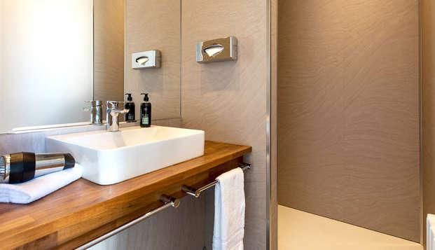 Best Western Hotel de la Plage - Bathroom