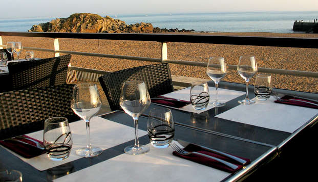 Best Western Hotel de la Plage - Terrace