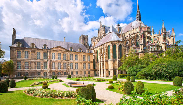 Charme à deux pas du centre de Reims