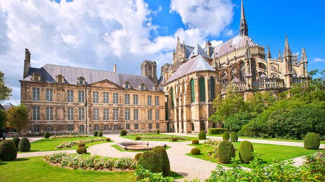 Charme dichtbij het centrum van Reims