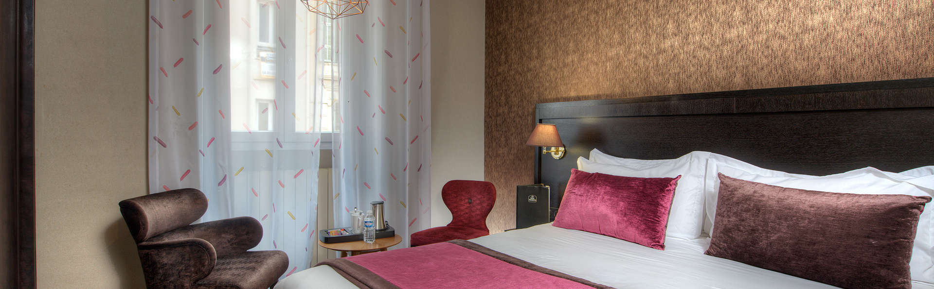 Week-end en chambre luxe au cœur de Nice