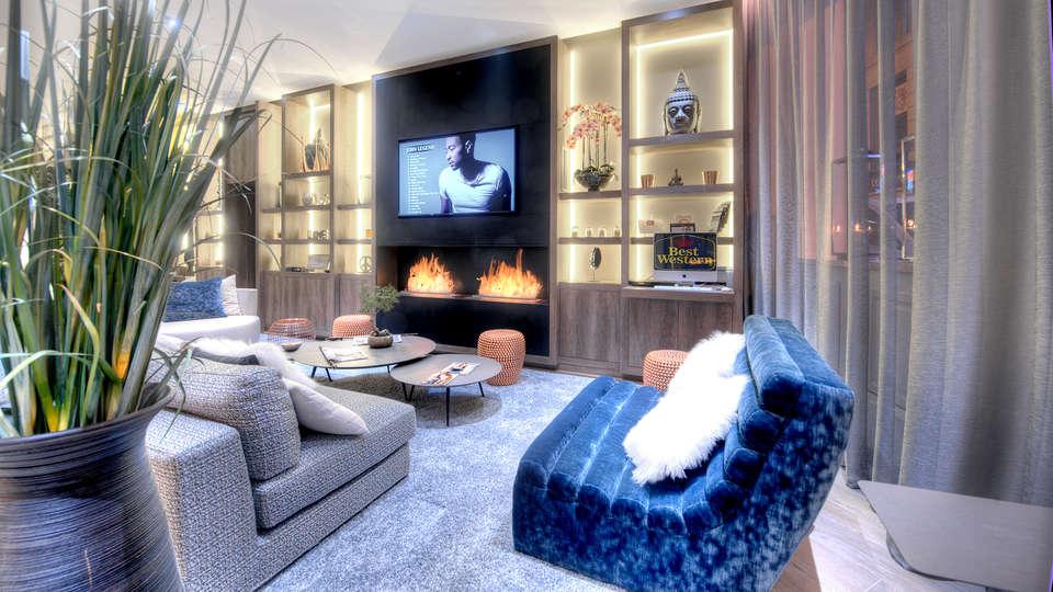 Best Western Plus Nice Cosy Hôtel  - Edit_Hall4.jpg