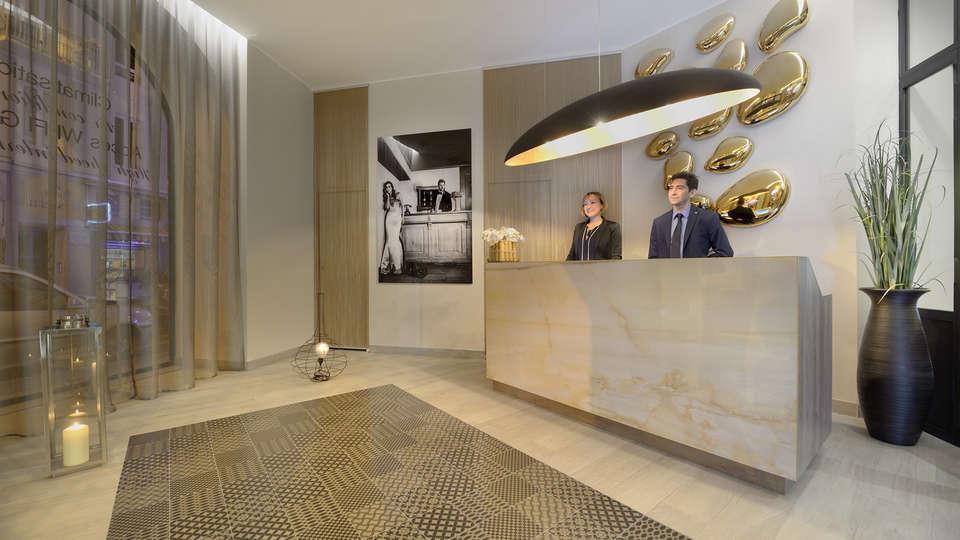 Best Western Plus Nice Cosy Hôtel  - Edit_Reception.jpg