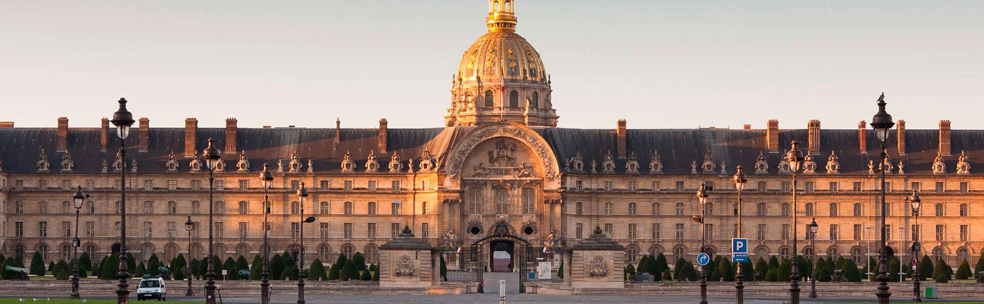 Week-end parisien et découverte des coulisses des Invalides