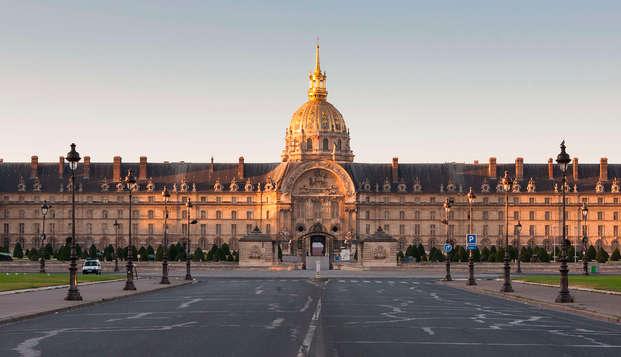 Descubre los secretos de París con una visita al Palacio Nacional de los Inválidos
