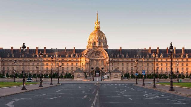 Descubre los secretos del Palacio Nacional de los Inválidos de París