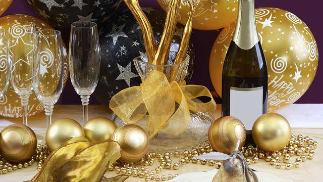 Despide el año en Calasparra, Murcia, con cena de gala, fiesta y barra libre incluidas
