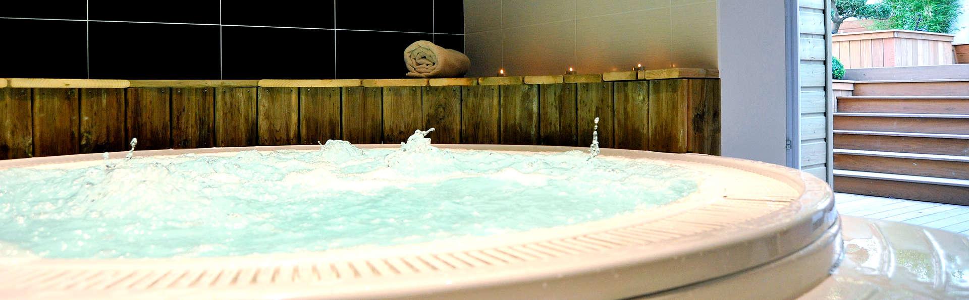 Week-end bien-être avec entrées au spa à la Baule