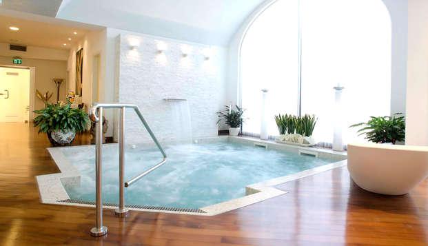 Soggiorno relax con accesso spa e regalo di benvenuto nella campagna mantovana