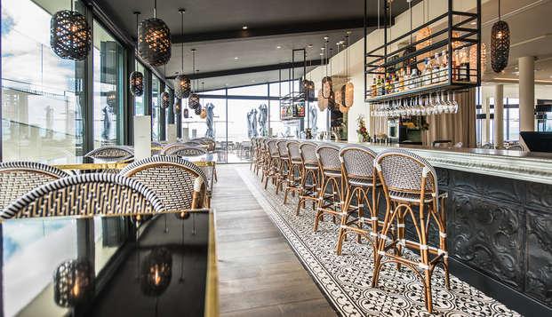 La Grande Terrasse Hotel Spa La Rochelle Mgallery By Sofitel - bar