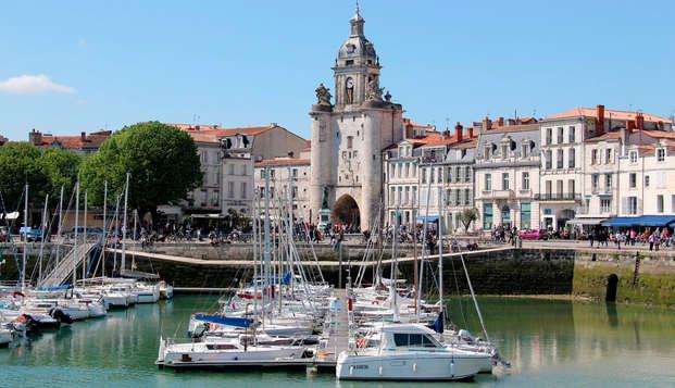 La Grande Terrasse Hotel Spa La Rochelle Mgallery By Sofitel - destination