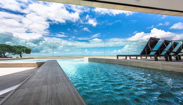 La Grande Terrasse Hotel Spa La Rochelle Mgallery By Sofitel - pool
