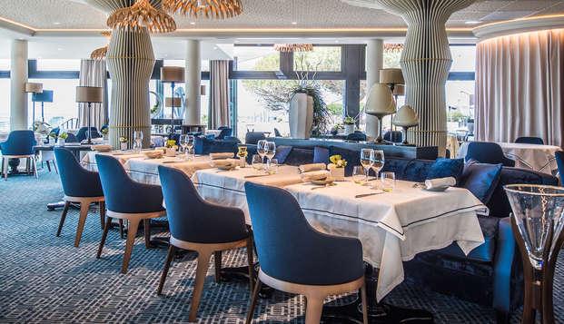 La Grande Terrasse Hotel Spa La Rochelle Mgallery By Sofitel - restaurant