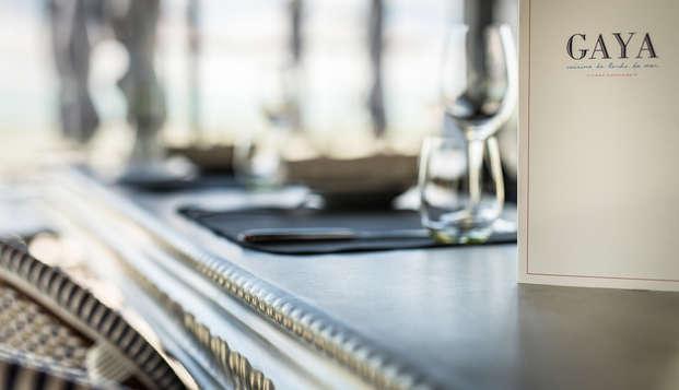 La Grande Terrasse Hotel Spa La Rochelle Mgallery By Sofitel - restaurantdetail