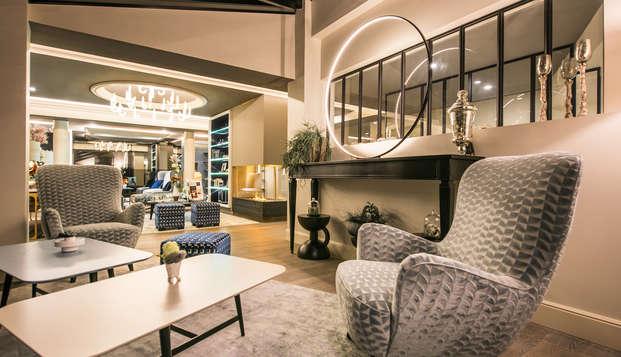 La Grande Terrasse Hotel Spa La Rochelle Mgallery By Sofitel - salon