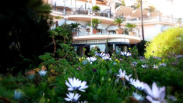 Incanto da 5* in Calabria sulla Costa dei Gelsomini in camera superior