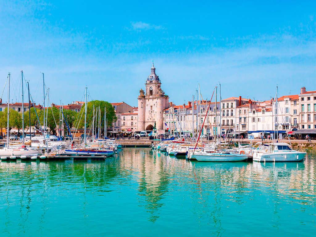 Séjour Poitou-Charentes - Week-end à La Rochelle à deux pas de la mer  - 4*