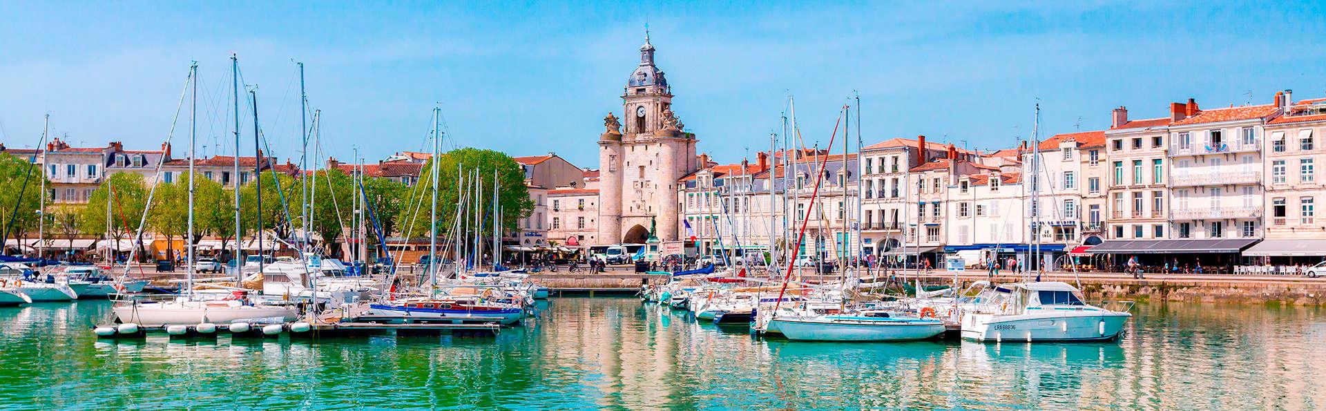 Escapada junto al mar en la Rochelle