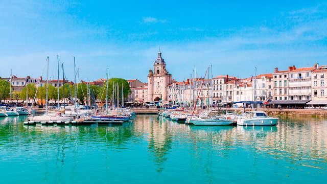 Week-end à La Rochelle à deux pas de la mer